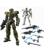 3 Bandai Spirits Sets - 30mm - Option Armor, Option Weapons 1 and Green ... - $31.67