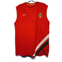 Authentic Nike 2006 Mexico Soccer Training jersey Size XXL - $63.85