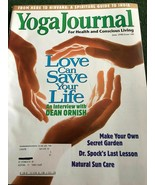 YOGA JOURNAL for Health and Conscious Living June 1998 NEW UNREAD CONDITION - $5.93