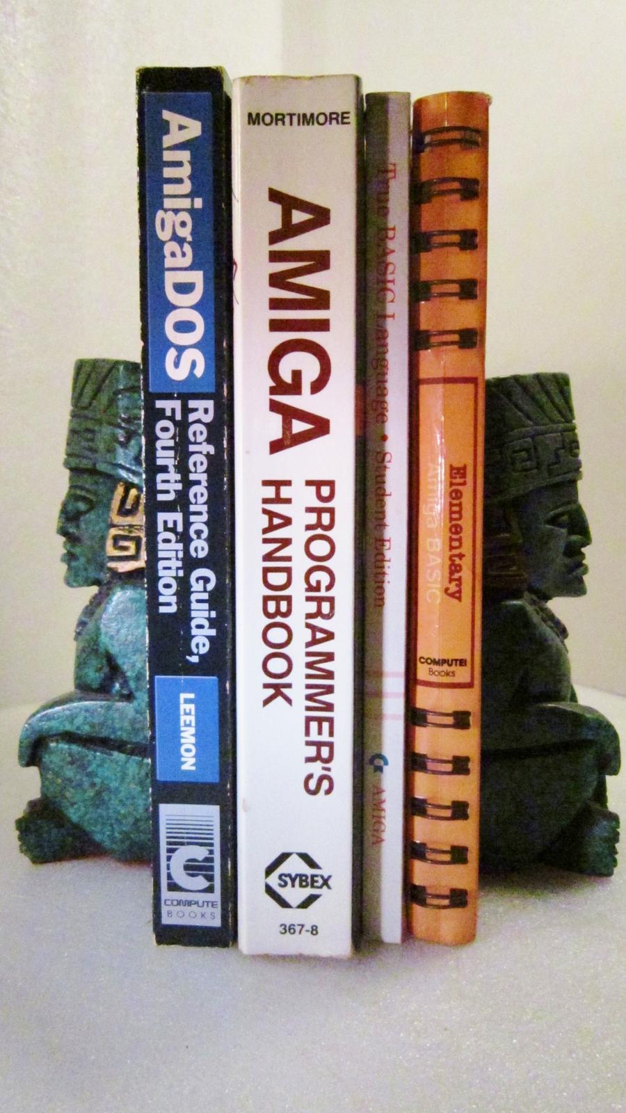 Amiga Computer Programming, Set of 4 books and 50 similar items