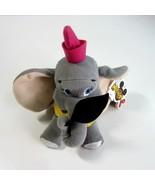 Vintage Disney Theme Parks  Mouseketoys DUMBO the Elephant Bean Bag with... - $11.50