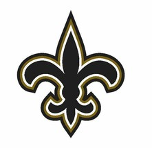 New Orleans Saints Sticker Decal S35 Football You Choose Size - $1.45+