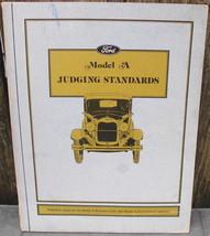 Ford Model A Judging Standards Restorers Club - $24.99