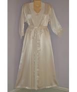 OSCAR DE LA RENTA Pink Label Bridal Trousseau Gown & Robe - $39.50