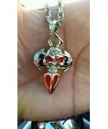Bañado En Plata De la suerte KHOPRA TALISMAN Colgante Amuleto Coche Trasero - $11.10