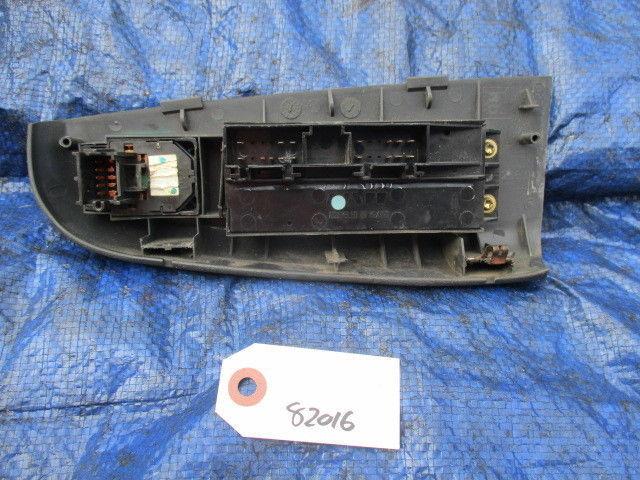 00-02 Chevy Silverado driver master power window switch OEM GMC Sierra LH black