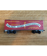 Roundhouse HO 7748 A Golden Spike 125 Anniversary 36' Reefer - $11.99