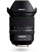 HD PENTAX-D FA 24-70mmF2.8ED SDM WR Large diameter standard Zoom lens, o... - $1,783.67