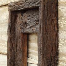 "The Post & Beam Oak Walnut Stain 3.5""-(Antique Solid Oak) -(All Sizes) -The Loft - $50.00"