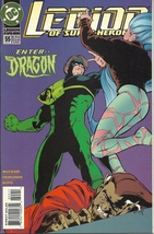 (CB-6} 1994 DC Comic Book: Legion of Super-Heroes #55 - $2.00