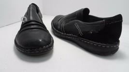 Earth Origins Women's Estelle Slip on Shoe Black Size 7 Used w/ Defect!!!! - $7.12