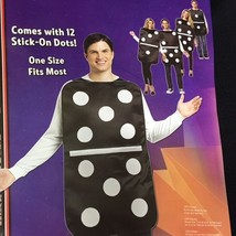 Domino Costume by  Rasta Imposta  Adult One Size Fits Most - $25.49