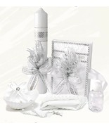 Spanish Handmade Christening/Baptism Holy Spirit Set for Girl Boy or Unisex - $46.48