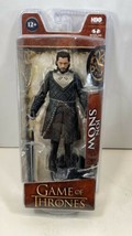 "McFarlane Toys Game of Thrones Series Jon Snow  6"" Figure - - $14.80"