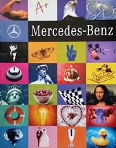 1998 MERCEDES-BENZ full-line brochure catalog US 98 C CLK E S SL SLK - $8.00