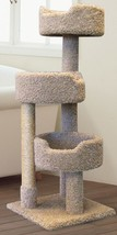 "Deluxe 52"" Kitty Pad Cat Tree By New Cat Condos   *Free Shipping In The U.S.* - $112.95"