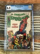 1969 Marvel Comics The Amazing Spider-Man #68 CGC graded 6.5 - $82.07