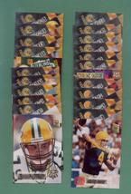 1994 Stadium Club Green Bay Packers Football Set - $6.00
