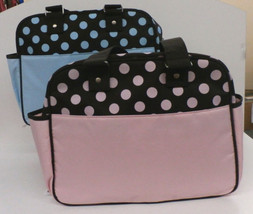 Baby Essentials Diaper Bag w/ Changing Pad  Pink - $9.75