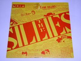 The Sillies No Big Deal Autographed 45 Rpm Record Vintage 1979 Nebula Label - $399.99