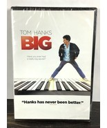 Tom Hanks BIG DVD Elizabeth Perkins Zoltar Carnival Comedy Widescreen WS... - $10.87