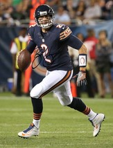 ** Brian Hoyer Signed Photo 8 X10 Rp Autographed Chicago Bears Football ! - $19.99