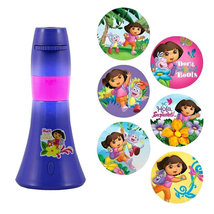 Nickelodeon's Dora the Explorer 6 Image Projectables LED Night Light  - $13.79