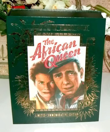 The african queen boxed set