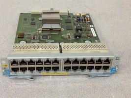 HP ProCurve 24p Gig-T zl Module J8307A POE Module - $30.00