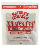 Nature's Miracle Odor Control Universal Charcoa... - $3.94