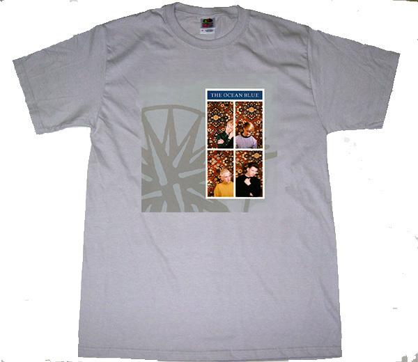 The ocean blue same title album t shirt men s 2xl for Ocean blue t shirt