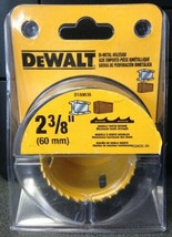 "Dewalt D180038 2-3/8"" Bi-Metal Hole Saw USA - $6.44"