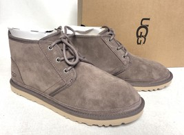 Ugg Australia Neumel Stormy Grey Gray Women's Shoes Shearling 1094269 Sheepskin - $99.99