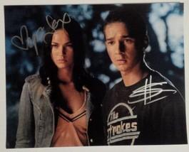 Shia Labeouf + Megan Fox Hand Signed 8x10 Photo COA Transformers - $129.99