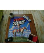 Buckskin Brigades Rare Poster Memorabilia L. Ron Hubbard Scientology - $32.05