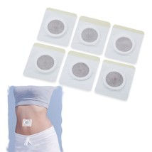 10pcs Slimming Navel Stick Magnetic Thin Body Weight(WHITE) - $6.38