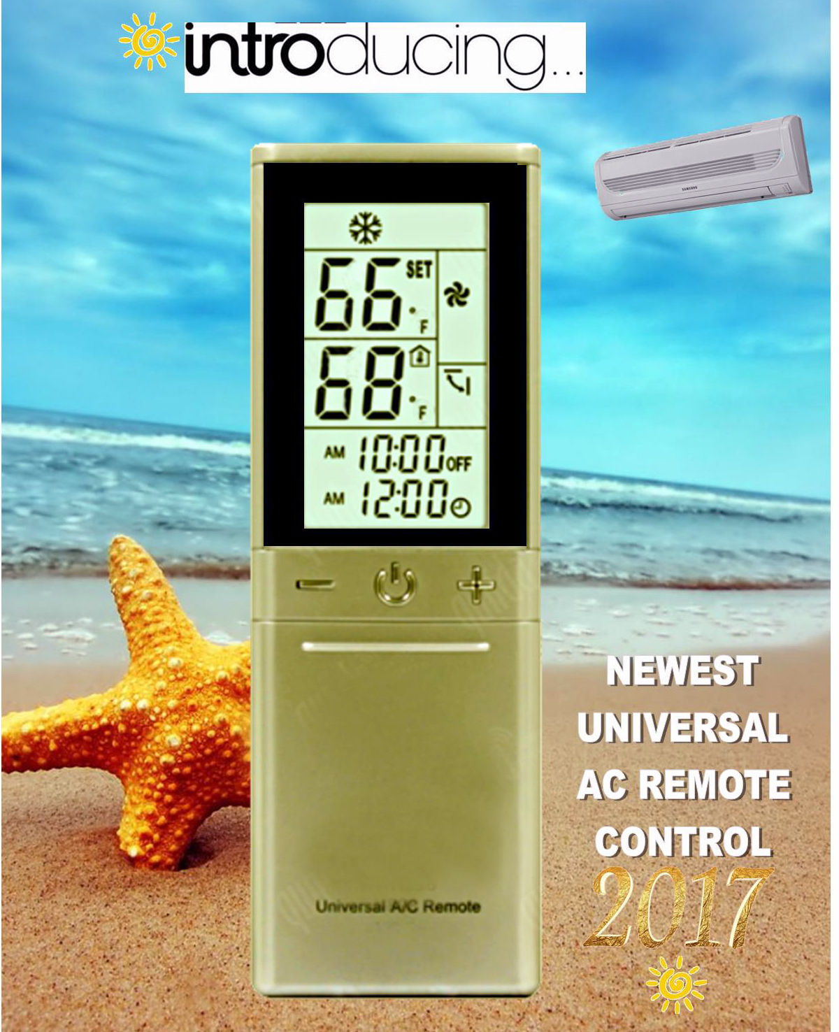 Universal AC Remote For and 31 similar items