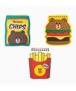 LINE Friends BROWN SALLY Spring Note 3 Types Character Desk Acc Gift Tee... - $13.93+