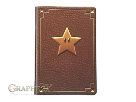 Fan-made Rosalina's Storybook inspired personalized journal notebook - $10.60