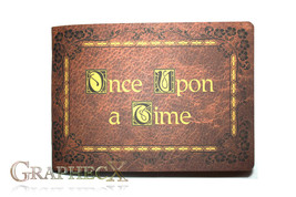Once Upon a Time Henry's Storybook inspired personalized journal notebook - $10.60