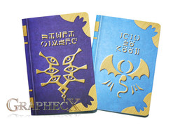 Fan-made Fire Emblem Spell Tomes Book of Naga Grima's Truth inspired per... - $15.91