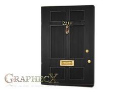 Sherlock Holmes, John Watson inspired personalized journal notebook - $10.60