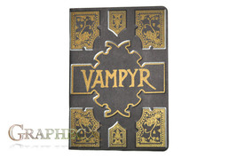 Fan-made Vampyr Slayers Handbook Buffy the Vampire Slayer inspired perso... - $10.60