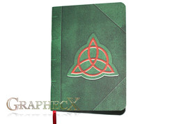 Fan-made Book of Shadows inspired Charmed personalized journal notebook - $10.60