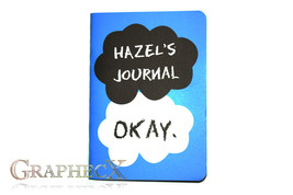 The Fault in our Stars inspired personalized journal notebook - $10.60