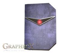Fan-made Battlestar Galactica Cylon inspired personalized journal notebook - $10.10