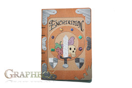 Fan-made Adventure Time Enchiridion Inspired Journal - $10.60