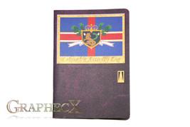 Fan-made Code Geass Lelouch book inspired personalized journal notebook - $10.60