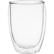 New Bodum Pavina Double Wall Glass, 12 oz - $9.95