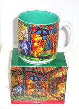 Disney Store Pooh Coffee Mug Season of Song Boxed 1997 Vintage in Box - $59.95